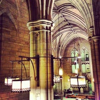 Photo taken at Cathedral of Learning by Sunil D. on 11/18/2012