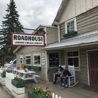 Photo taken at Talkeetna Roadhouse by Kendall B. on 6/29/2017
