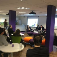 Photo taken at Yahoo! France by Johan G. on 2/7/2013