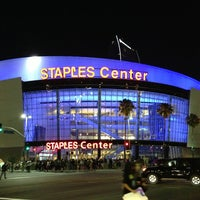 Photo taken at STAPLES Center by Kamo K. on 6/25/2013