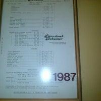 Photo taken at Pancake Tearoom by Debi K. on 10/1/2012