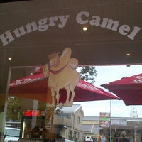 Photo taken at Hungry Camel by Debi K. on 1/7/2013