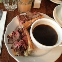Photo taken at Iris Cafe by jake f. on 11/25/2012
