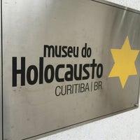Foto tirada no(a) Museu do Holocausto de Curitiba por Miguel G. em 6/7/2016