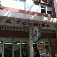 Photo taken at Formiga Sorveteria by Miguel G. on 11/4/2012