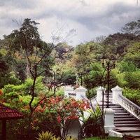 Photo taken at Perdana Botanical Garden by Daniel T. on 9/15/2012