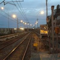 Photo taken at Metro Valparaiso - Estación Recreo by Carolina F. on 10/17/2014