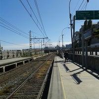 Photo taken at Metro Valparaiso - Estación Recreo by Carolina F. on 11/2/2014