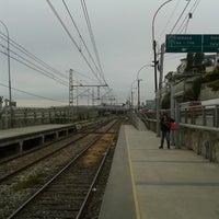 Photo taken at Metro Valparaiso - Estación Recreo by Carolina F. on 10/18/2014