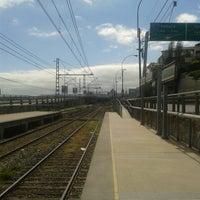 Photo taken at Metro Valparaiso - Estación Recreo by Carolina F. on 9/21/2014