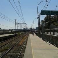Photo taken at Metro Valparaiso - Estación Recreo by Carolina F. on 10/5/2014