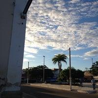 Photo taken at Paróquia de São João Batista by Larissa M. on 8/18/2013
