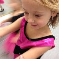 Photo taken at Nicole's School of Dance by Kristina B. on 11/12/2012