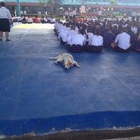 Photo taken at เสาธง by HNuna K. on 6/4/2013
