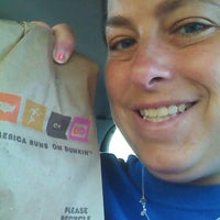 Photo taken at Dunkin' Donuts by Heather S. on 6/6/2014
