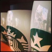 Photo taken at Starbucks by Jorge P. on 6/24/2013