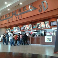 Photo taken at Cinemark by Juampy X. on 5/12/2013