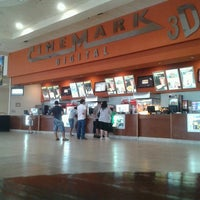 Photo taken at Cinemark by Juampy X. on 4/1/2013