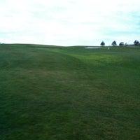 Photo taken at Golfbaan Tespelduyn by Alfons v. on 1/19/2014