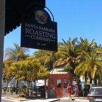 Photo taken at Santa Barbara Roasting Company by Marina I. on 7/24/2014