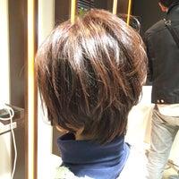 Photo taken at Com's hair by yuka r. on 2/27/2015