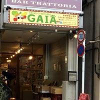 Photo taken at GAIA (ガイア) 代々木上原店 by yuka r. on 4/4/2014