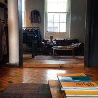 Photo taken at Brooklyn Denim Company by Jason U. on 7/26/2014