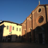 Photo taken at Museo Cenacolo Vinciano by iZoya 8. on 12/28/2012