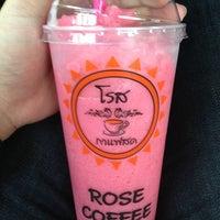 Photo taken at Rose Coffee 2 by Bix T. on 9/17/2013