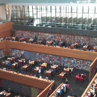 Photo taken at National Library of China by Didier G. on 12/30/2012
