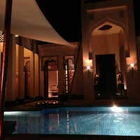 Photo taken at Al Areen Palace & Spa by Yahya M. on 1/5/2013