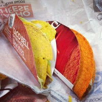 Photo taken at Taco Bell by Simon H. on 4/10/2013