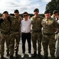 Photo taken at Royal Military Academy Sandhurst by Seamus M. on 7/25/2016