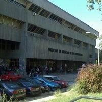 Foto tomada en Facultad de Ciencias de la Información (UCM) por J S. el 10/1/2012