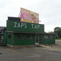 Photo taken at Zap's Tap by Tom Z. on 10/15/2014