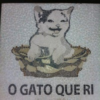 Foto tirada no(a) O Gato que Ri por Ana K@ S. em 11/27/2012