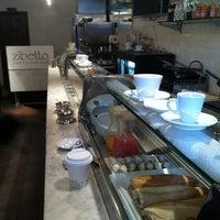 Photo taken at Zibetto Espresso Bar by Kirk L. on 11/3/2012