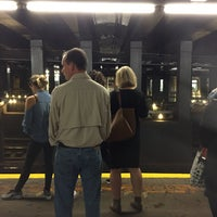Photo taken at MTA Subway - Carroll St (F/G) by Kirk L. on 6/16/2017