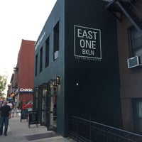 Photo taken at East One Coffee Roasters by Kirk L. on 4/29/2017