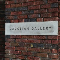 Photo prise au Gagosian Gallery par Kirk L. le6/1/2013