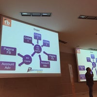 รูปภาพถ่ายที่ Centro Conferenze alla Stanga โดย Daniele R. เมื่อ 3/6/2015