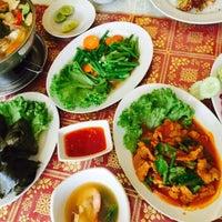 Photo taken at Nine Thai Restaurant by NA E. on 11/15/2015