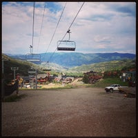 Photo taken at Snowmass Village Mall by Trent W. on 8/17/2013