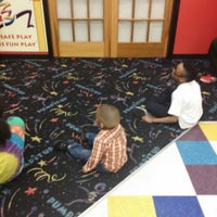 Photo taken at Pump It Up by Muggy A. on 4/13/2014