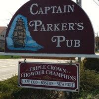 Photo taken at Captain Parker's Pub by David M. on 4/29/2013