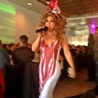 Photo taken at Kit Kat Lounge & Supper Club by Brigitte C. on 10/21/2012