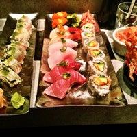 Photo taken at Coast Sushi Bar by Brigitte C. on 8/9/2014