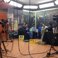 Photo taken at Tv España by ANnY C. on 5/14/2013