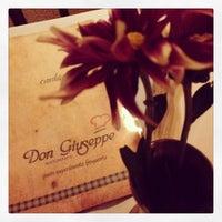 Photo taken at Dom Giuseppe by Rodolfo M. on 11/6/2013