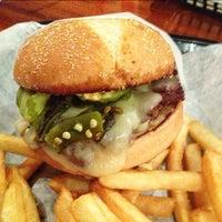 Photo taken at Killer Burger by Joy M. on 2/20/2013